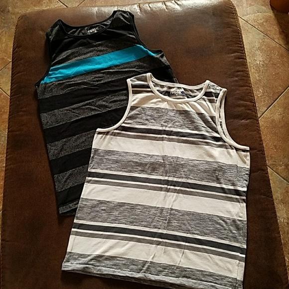 1e5a1c3c Lot 2 Boys XL Tony Hawk Tank Tops Kohls. M_5ad28edd077b97b2f7f5624b. Other  Shirts ...
